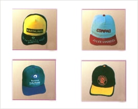 Embroidered Promotional Caps