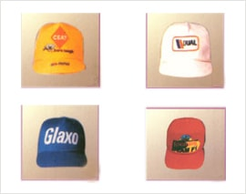 Logo Promotional Caps