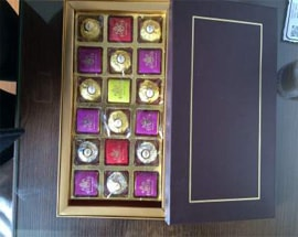 Chocolate Gift Box Pack