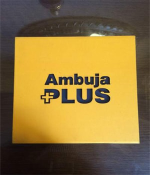 Promotional Ambuja Plus Chocolate Gift Pack