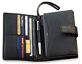 Wallet Notepad