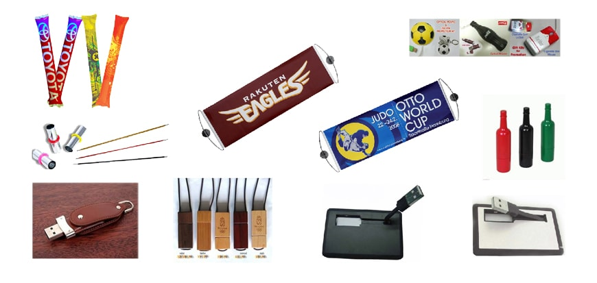 Air Bang Sticks Wand Pendrive and Usb Flash Drive