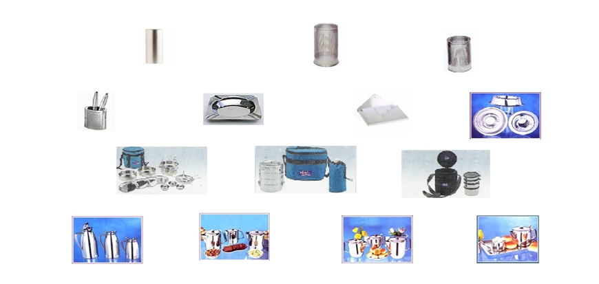 Promotional Stainless Steel Gift Items