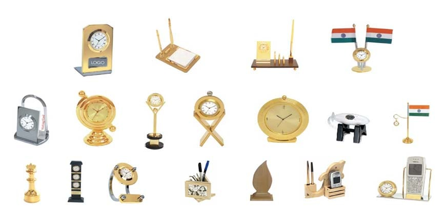Table Top Clocks and Mobile Stands