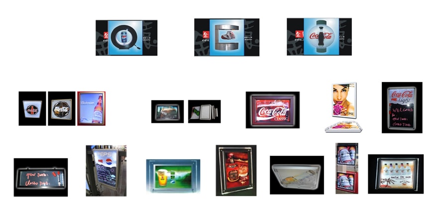 Tobacco and Liquor Photo Frame Gifts