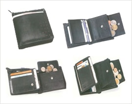 Promotional Leather Wallets