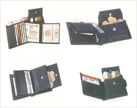 Promotional Nylon Fabric Wallets