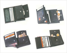 Promotional Synthetic Wallets