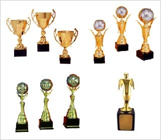 Customised Promotional Trophies