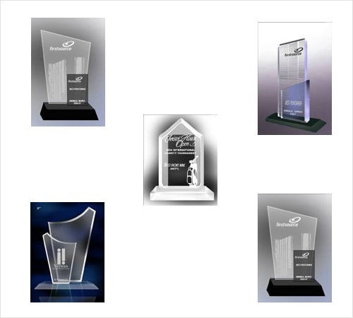 Promotional Glass Mementos