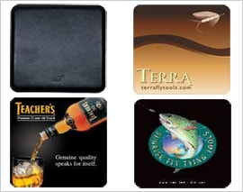Promotional Wine Coasters