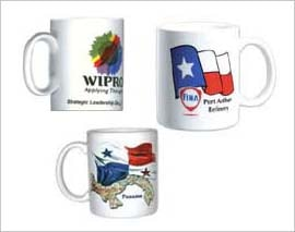 Custom Mugs Promotional Logo Printed Customized Mugs In