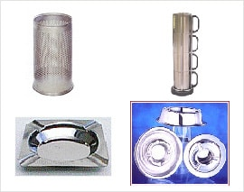 Stainless Office Accessories