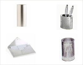 Stainless Steel Office Accessories