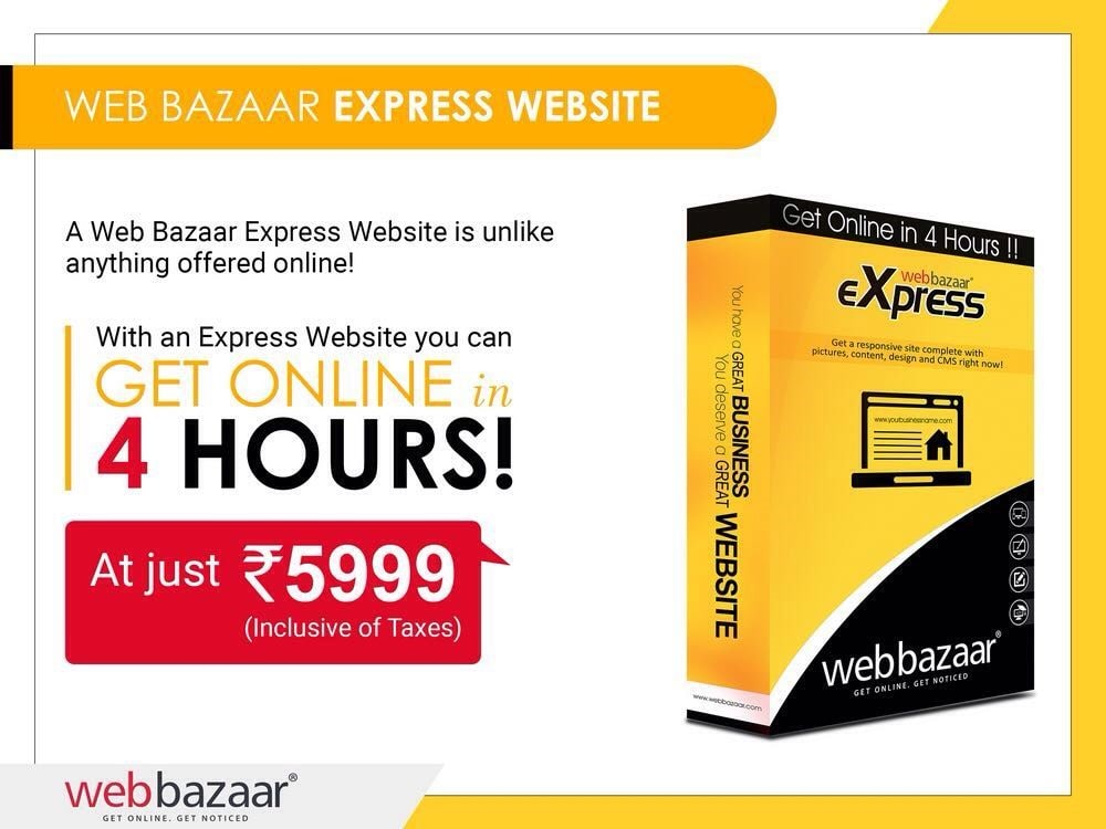 Express Website Offer
