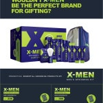 X-men Shaving Kit